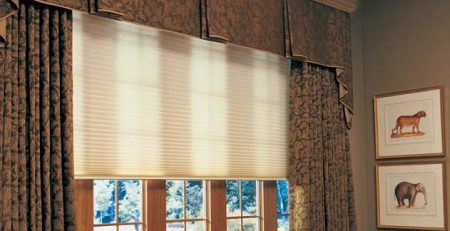 fabric for window treatments